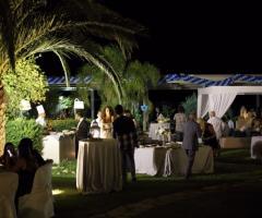Emozioni Wedding Planner - Il ricevimento di nozze all'aperto