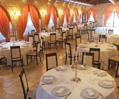 Villa Reale Ricevimenti - La sala Hermes