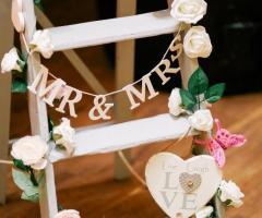 Le Rose di Zucchero Filato - Me & Mrs