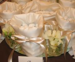 Sacchetti porta confetti per le nozze