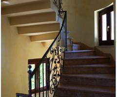 Torre in Pietra - Interni eleganti della location di nozze
