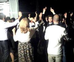 Momento dance al matrimonio