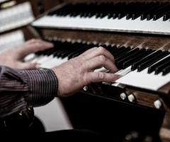 L'organo in Chiesa
