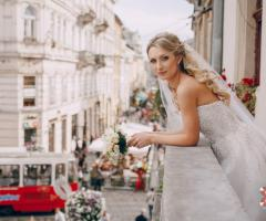 Exclusive Puglia Weddings - La sposa