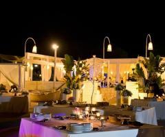 Ricevimento di nozze presso COCO Eventi di Classe sul Mare