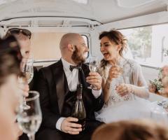 Attimi autentici - Evviva gli sposi