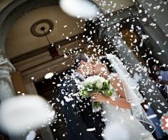Exclusive Puglia Weddings - Il bacio degli sposi