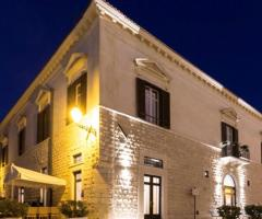 Palazzo Filisio Hotel Regia Restaurant - La location di sera