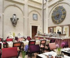 Grand Hotel Continental - Sala per il ricevimento di matrimonio