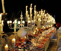 L'Oasi di Claire - Il tavolo imperiale