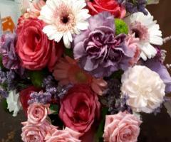 Wedd Happy Story Matrimoni in Puglia - Composizione floreale