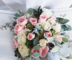 Le Rose di Zucchero Filato - Decorazioni floreali