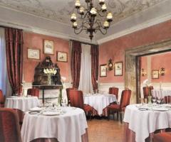 Grand Hotel Continental - Ristorante per il banchetto nuziale