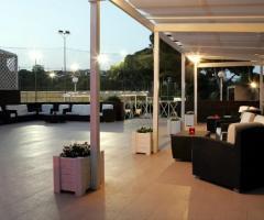 Virgilio Club - Divanetti relax per la festa di matrimonio