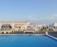 Luismas - Matrimoni in piscina a Napoli