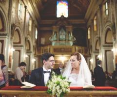 Francesco Caroli - La cerimonia in chiesa