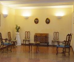 Villa Fabio - L'arredamento