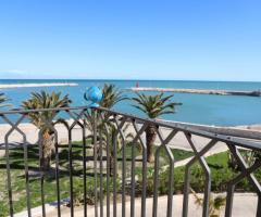 Palazzo Filisio Hotel Regia Restaurant - Una vista sul mare