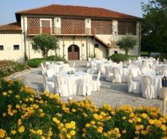 Location di matrimonio Cascina la Lodovica Oreno di Vimarcate (Monza e Brianza)