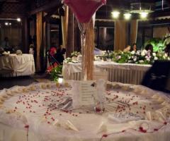 Luisa Mascolino Wedding Planner Sicilia - La sala interna
