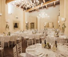 My White Carpet - L'allestimento della tavola