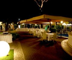 Villa Posillipo - Ricevimento di matrimonio serale