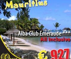 Luna di miele alle Mauritius