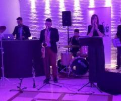 Musica e intrattenimento a cura dei Bluenotes Live Band