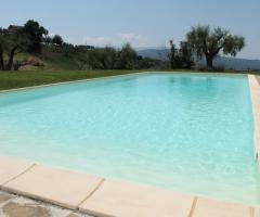 La piscina di Torre in Pietra