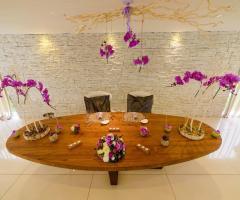 Mama Casa in Campagna - Tavolo degli sposi