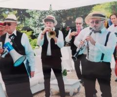 Lello Scazzariello and Swingers & Dixie Band - L'intrattenimento musicale per il matrimonio
