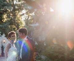 Antonio Sgobba Photography - Giochi di luci per gli sposi