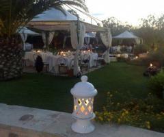 Addobbi floreali per il matrimonio a Bari