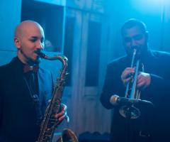 The SwingBeaters - Sax e tromba