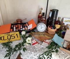 Il Punto Esclamativo - Angolo cubano - Rhum Chocolate & Cigars