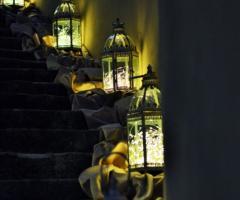 Cala dei Balcani - Le lanterne