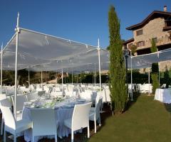 Torre in Pietra - Matrimonio in giardino
