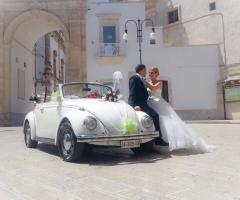 Antony Live - Noleggio auto per le nozze a Brindisi
