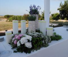 Masseria Torre di Nebbia -  Dettagli di fiori