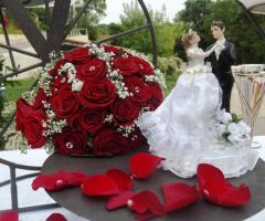 Ristorante Piccolo Mondo - Il bouquet della sposa