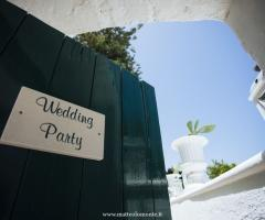 F&B Luxury Events -  Wedding Party