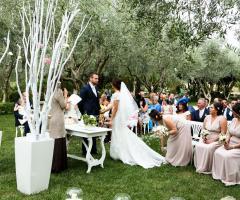 Masseria Cariello Nuovo - Matrimonio civile nella location