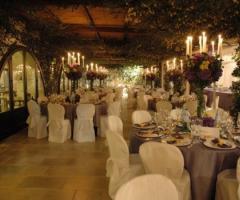 Sala Bouganvillae per il ricevimento di matrimonio