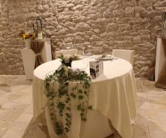 Masseria Torre di Nebbia - Il tavolo degli sposi