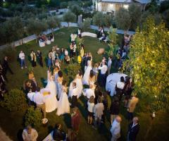 Casale del Murgese - Festa di nozze