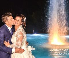 Istanti Fotografia - Un bacio alla sposa