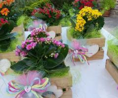 Masseria del Gelso Antico - Decorazioni floreali
