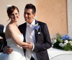 Abbraccio sposi - Paola Montiglio Photography