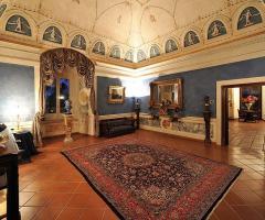 Camera di lusso per i matrimoni