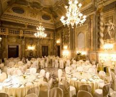 Grand Hotel Continental - Sala interna per il ricevimento di matrimonio